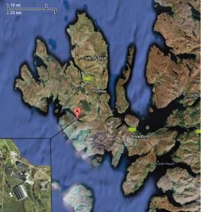Talisker 18 map