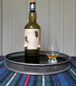 Talisker 25 survived hurricane Sandy