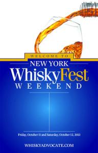 Whiskyfest 2013 New York onemanz.com