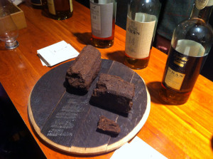 Peat and Oban Whisky at Whiskyfest 2013