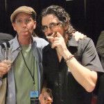 Dave Broom doing Groucho at Whiskyfest 2013
