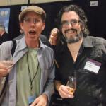 Spike McClure Dave Broom Whiskyfest 2013