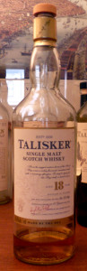 Talisker 18 review One Man's Malt 1mansmalt.com