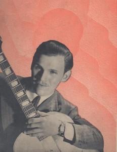 George Barnes artist profile