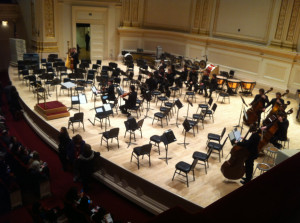 New York Youth Symphony Orchestra at Carnegie Hall 2