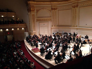 New York Youth Symphony at Carnegie Hall 1