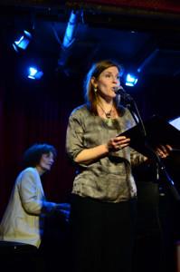 Eleanor Taylor sings Seamus Heany w Ellen Mandel
