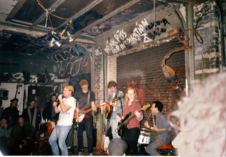 D.B.S.  rocks reunion