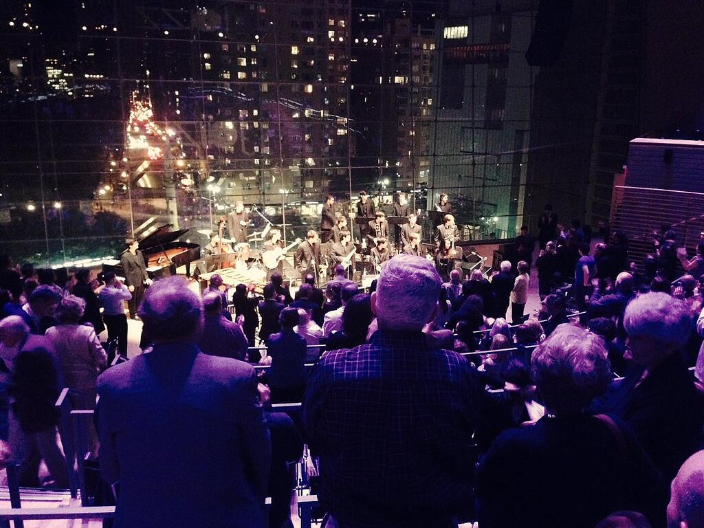 NYYS Jazz at Lincoln Center