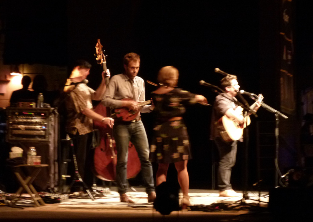 Nickle Creek Brooklyn July 2014