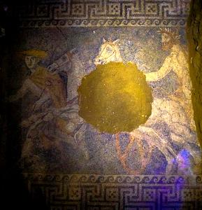 Amphipolis mosaic floor Amfipoli
