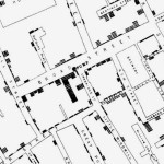 Cholera Ghost Map Closeup
