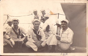 1912 U.S. Sailors Armistice Day
