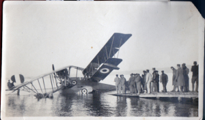 A Two-plane Crash Armistice Day
