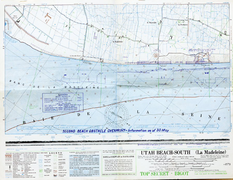 Utah_Beach_Map_Front_A Normandy
