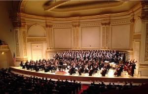 Beethoven's 9th NYYS
