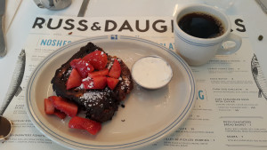 Russ and Daughters Cafe Review at onemanz.com 3