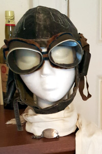 WWI Flying Helmet