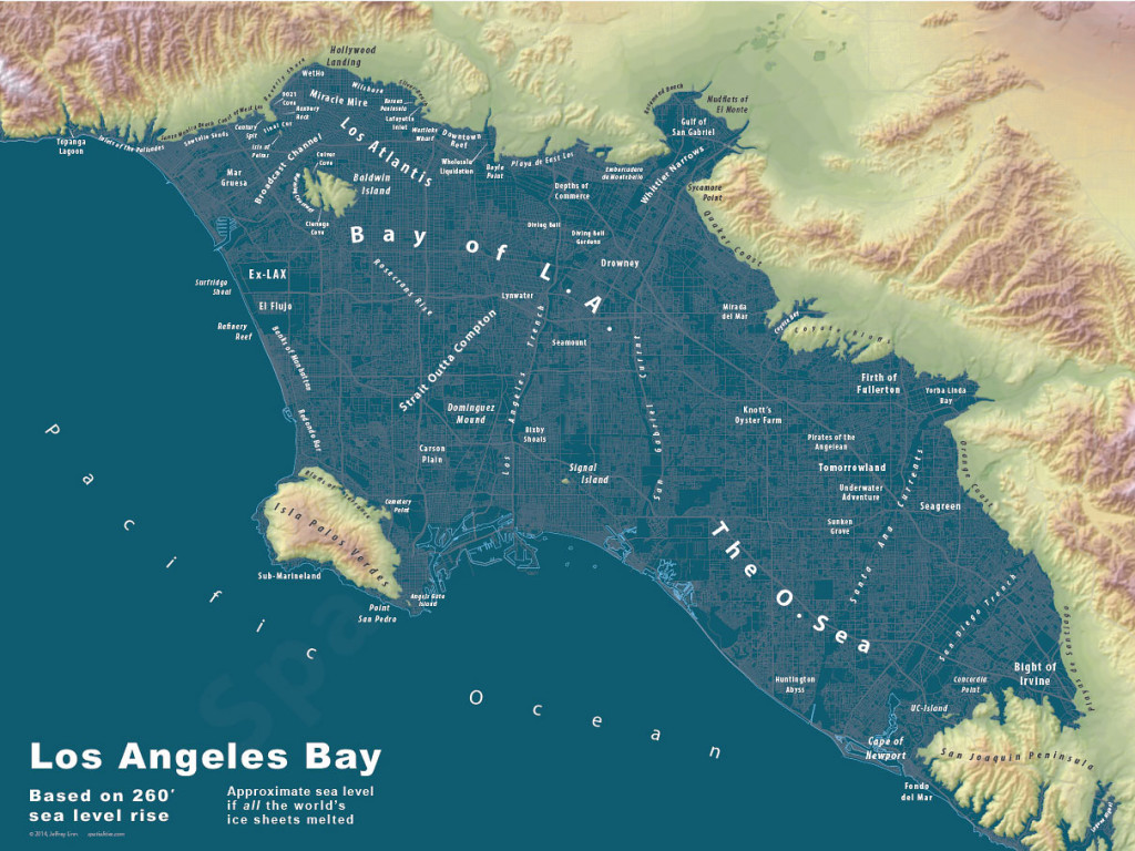 Los Angeles after Climate Change