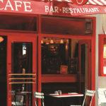 Cornelia Street Cafe Painting