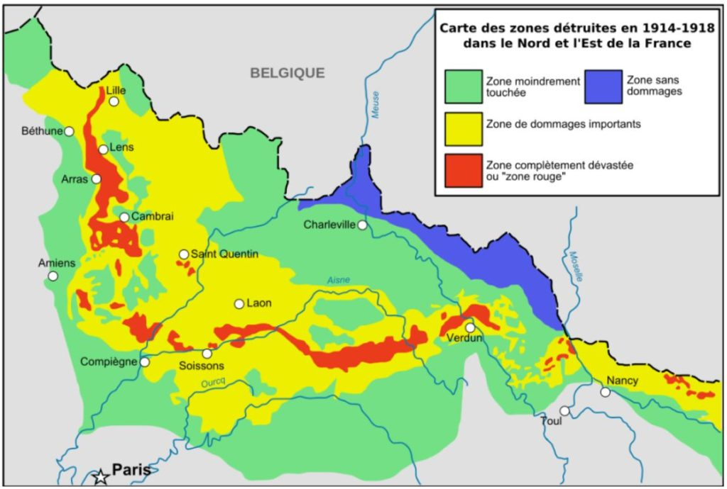 Zone Rouge - France's Deadly Red Zone