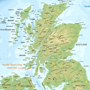 Scotland Islay Skerries ASC