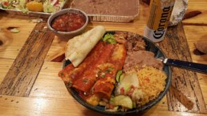 Flagstaff Arizona take out Mexican food