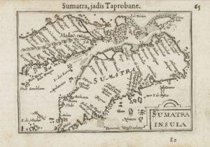 Sumatra 1598 Map onemanz.com