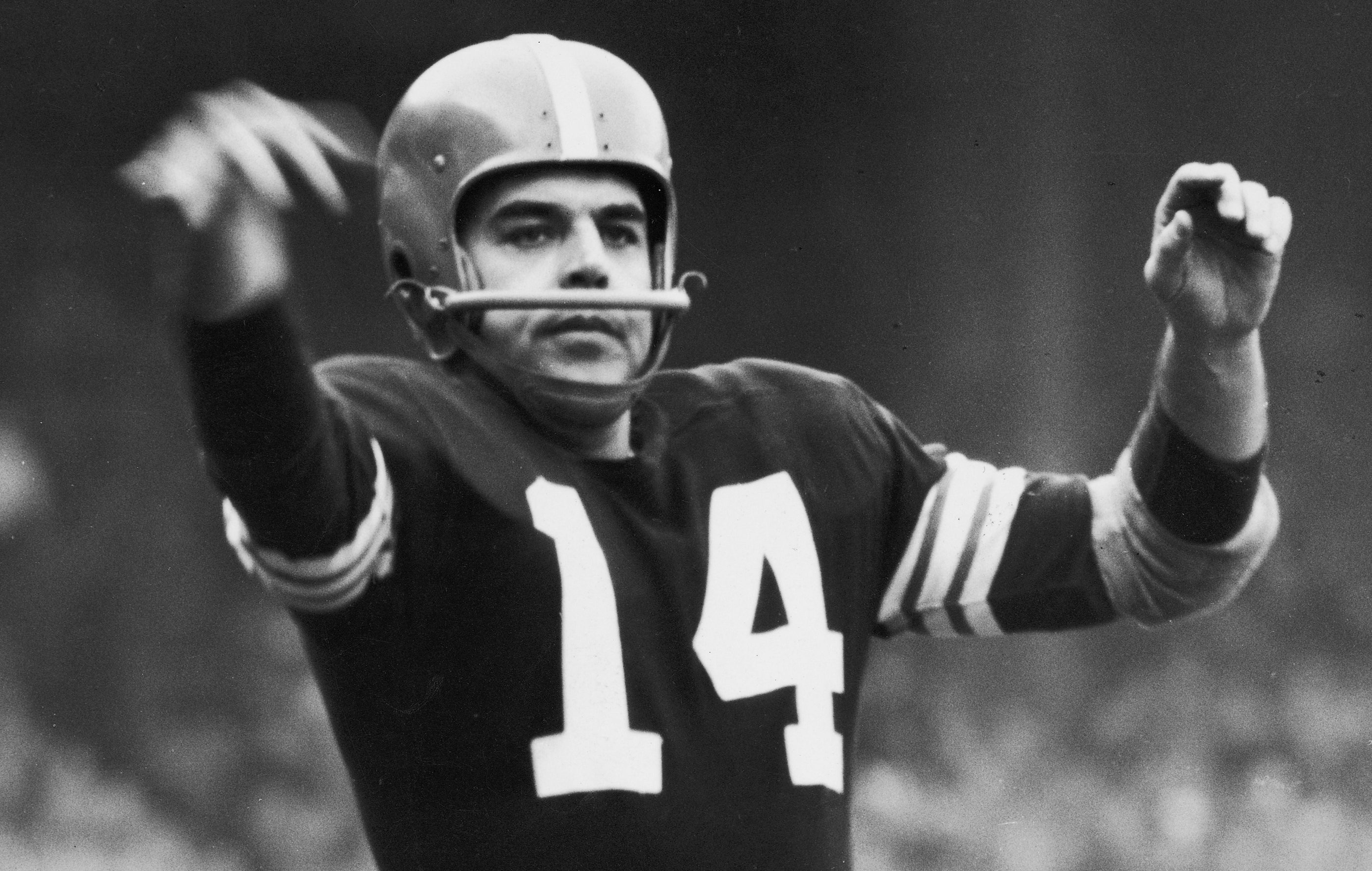 Otto Graham Super Bowl