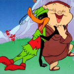 onemanz.com daffy porky looney humor