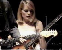 Talking Heads Live in Roma Rome Adrian Belew Tina Weymouth