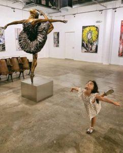 Be the dream tiny dancer