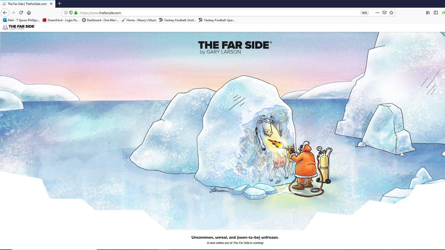 far side returns