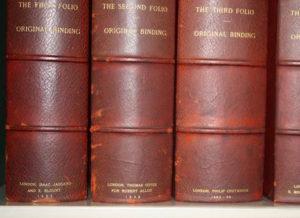milton shakespeare folios philadelphia