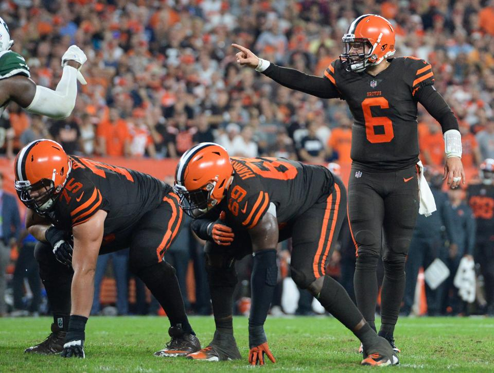 Browns Color Rush 2019