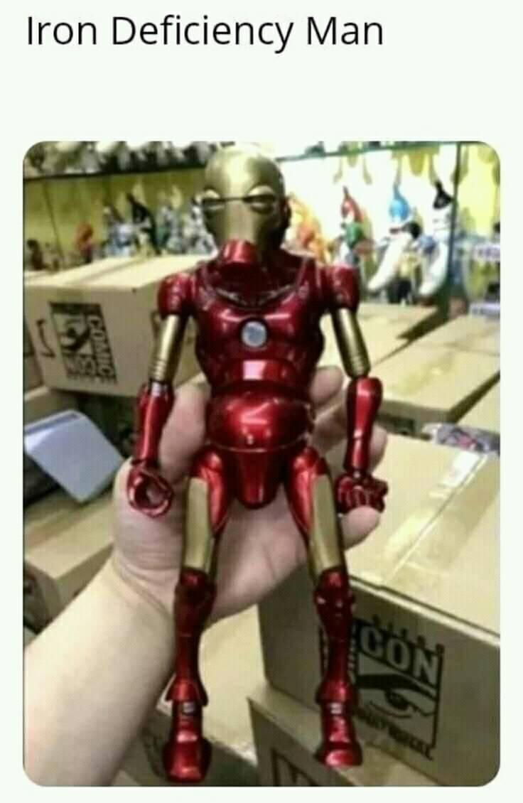 ironman onemanz