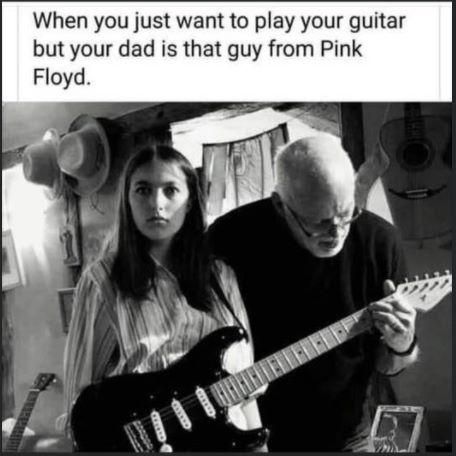 Pink Floyd Dad onemanz