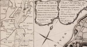 New York Map1776 George Washington onemanz detail 1