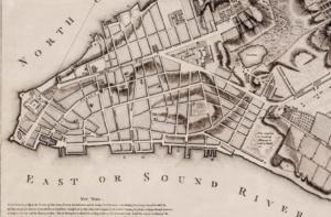 New York Map1776 George Washington onemanz detail 2